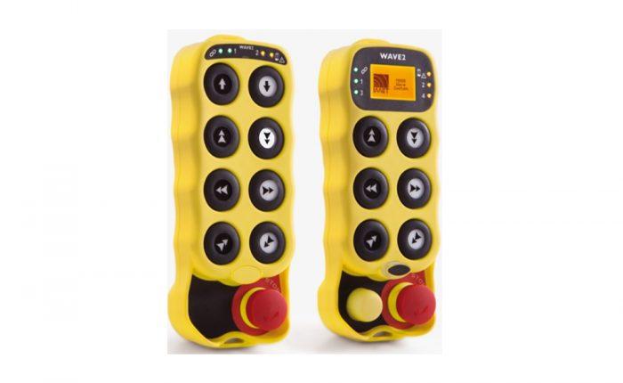 industrial crane remote control