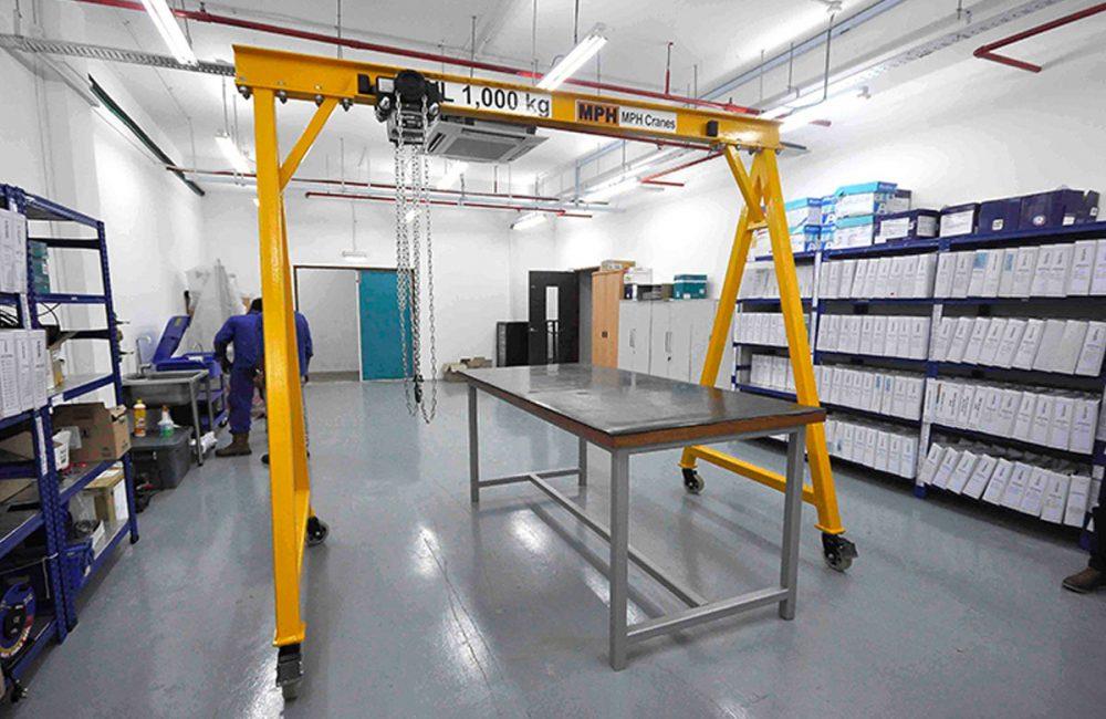 MPH Cranes A frame Cranes Singapore-2