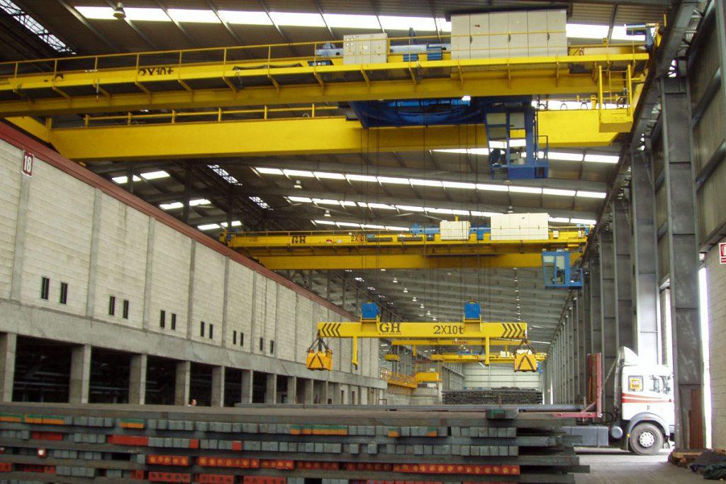 Steel Mill Crane Singapore